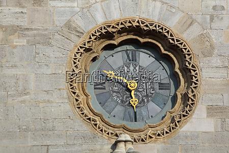 cathedral clock vienna