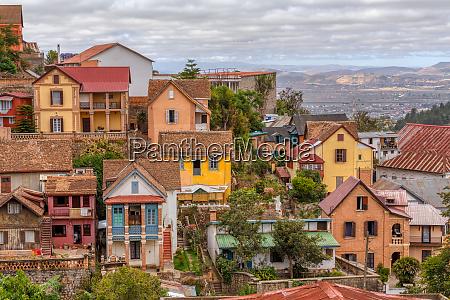 capital of madagascar antananarivo