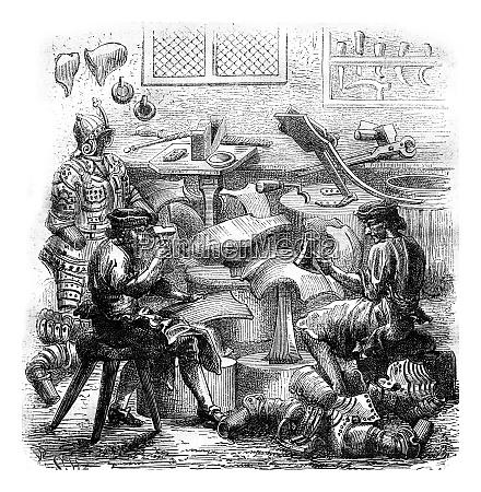 gunsmith shop dreadnaught in the sixteenth