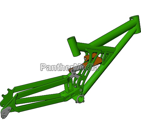 the tractor part object vector or