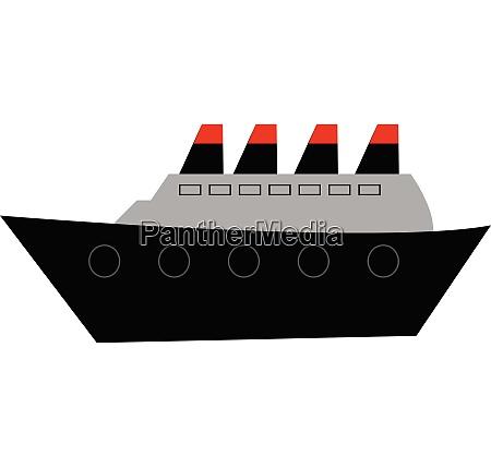 titanic ship on is maiden voyage