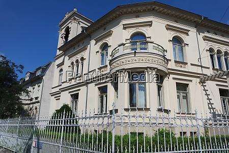 restored city villa potsdam