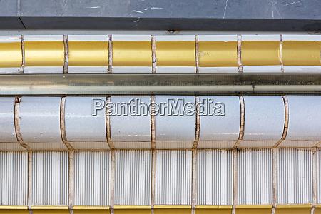 golden tiles