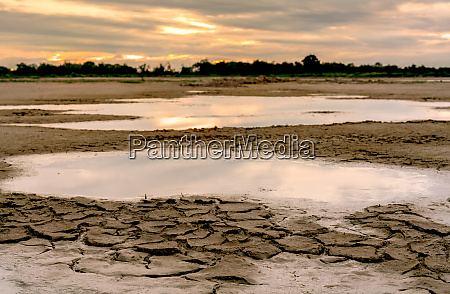 climate change and drought land water