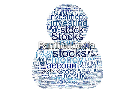 investing word cloud