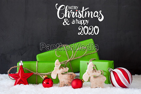 merry christmas and a happy 2020