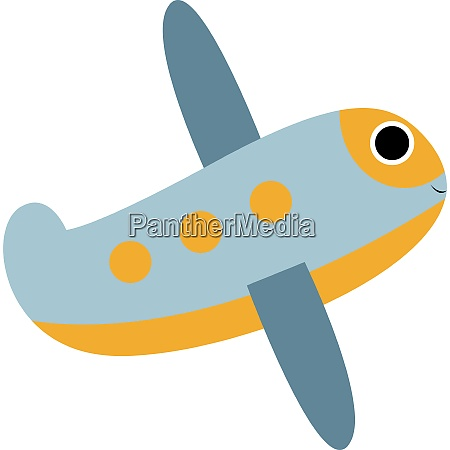 emoji of a smiling little plane