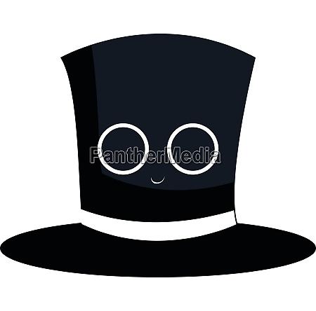 emoji of the smiling black magician