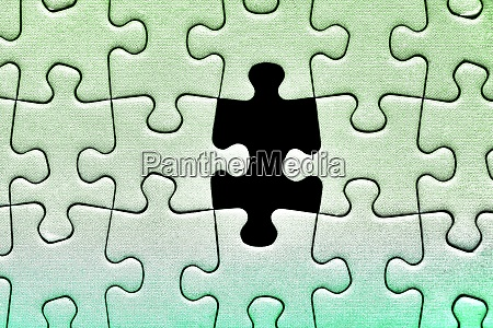 jigsaw puzzle background almost done