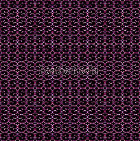 regular seamless spirals pattern purple magenta