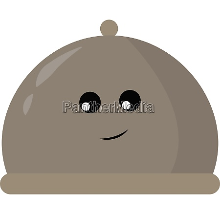 food cover plate vector or color