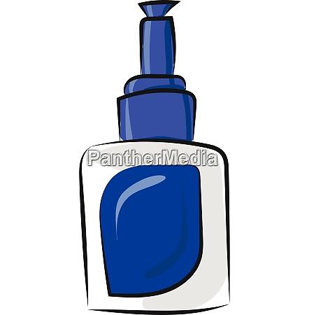 glue vector or color illustration