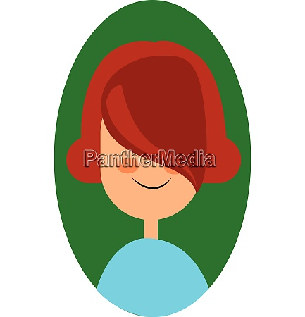 hairstyle vector or color illustration