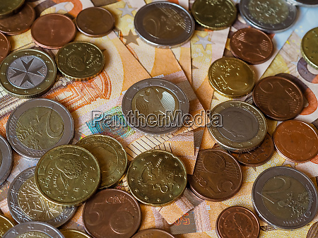 euro notes and coins european union
