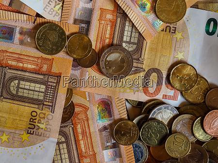 euro notes and coins european union