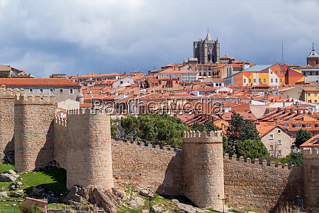 historic city of avila