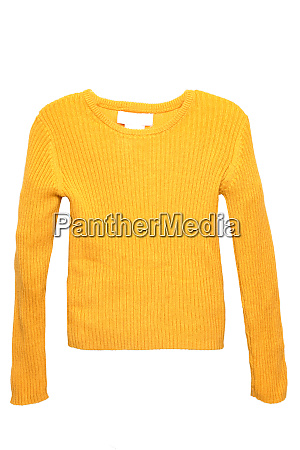 autumn and winter children clothes yellow