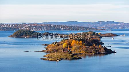 bleikoya oslo fjord
