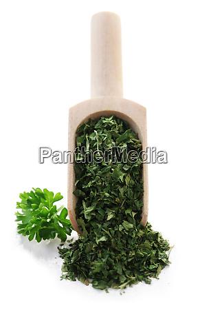 dried parsley