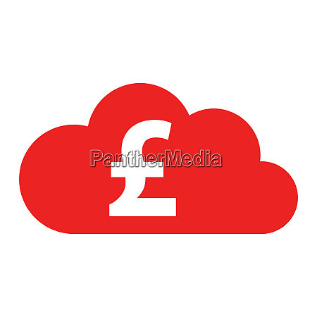 pound sterling and cloud
