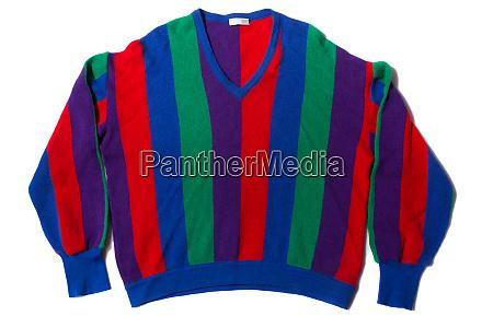 vintage wool jumper