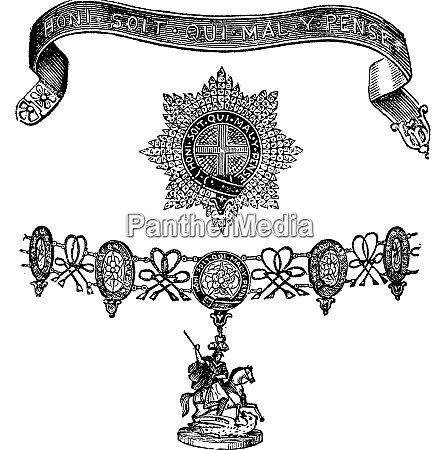 insignia of the order of the