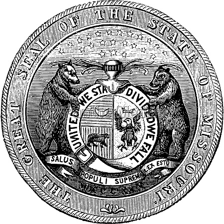 seal of the state of missouri