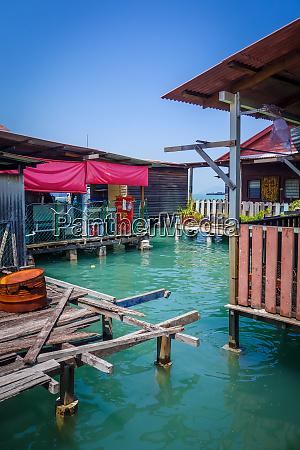 george town chew jetty penang malaysia