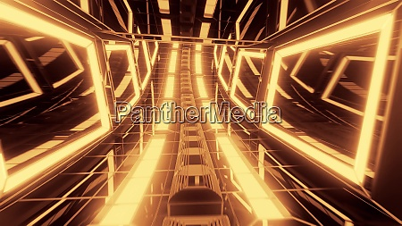 futuristic glowing scifi science fiction glass