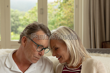 active senior couple head to head
