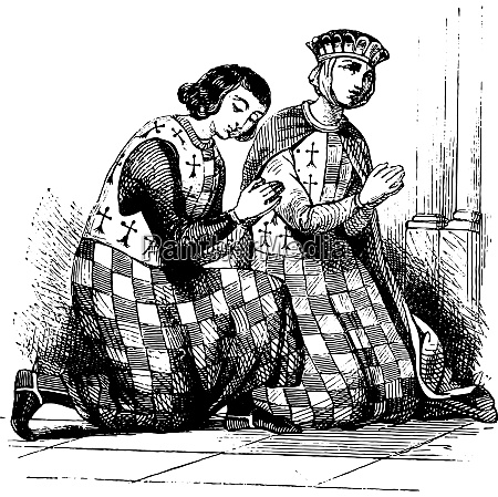 alix and arthur of brittany costumes