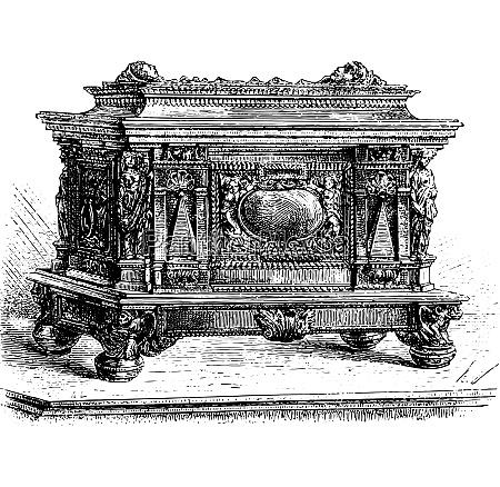 set of ancient guild of carpenters