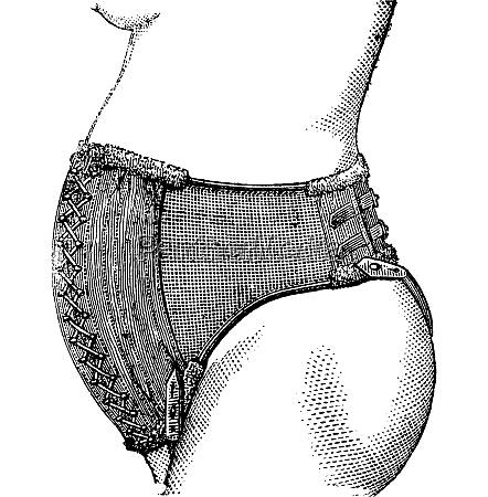 abdominal belt of dr pinard vintage