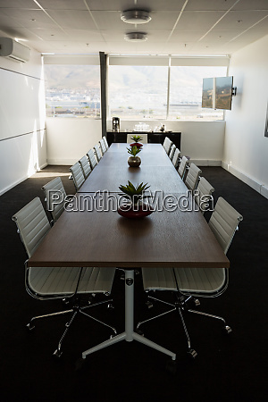 modern meeting room at creative office