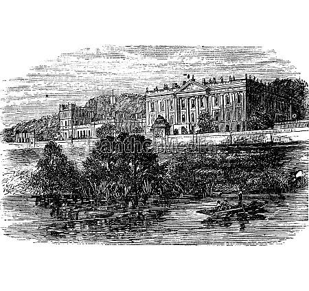 cheltenham college in gloucestershire united kingdom