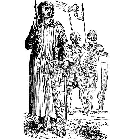 warriors of the twelfth century vintage