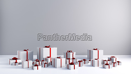 christmas presents background