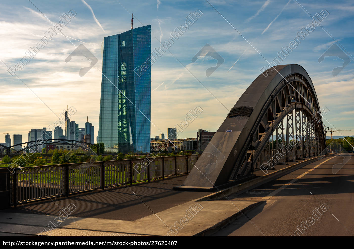 the, european, central, bank, in, frankfurt - 27620407