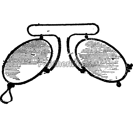 glasses a nose clip spacing mobile