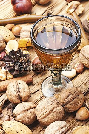 autumn nutty liquor