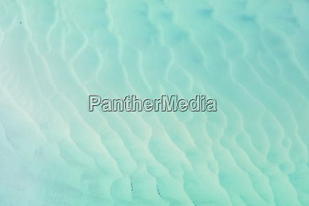 abstract aerial view over sand and