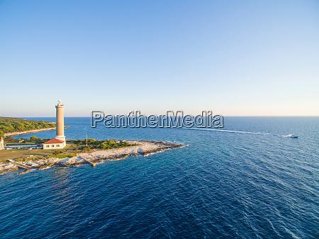 lighthouse in veli rat
