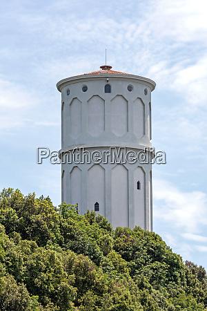 trieste water tower
