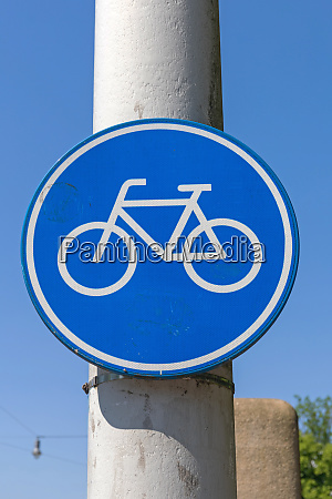 bicycles sign