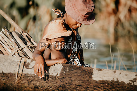 daily life in madagascar countryside on