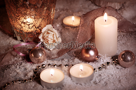decoration at christmas time
