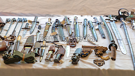 antique knives