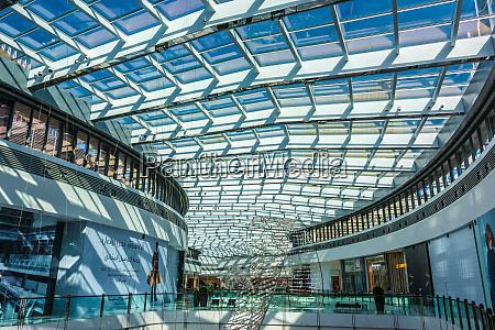 interior od dubai mall united arab