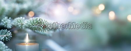 festive winter christmas background