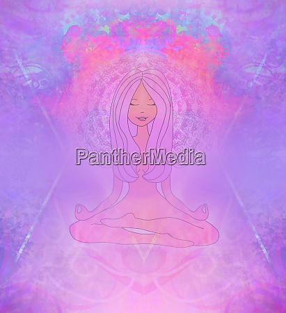 yoga woman spirituality